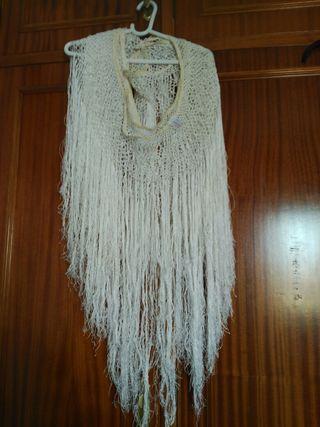 Plecos de seda para manton