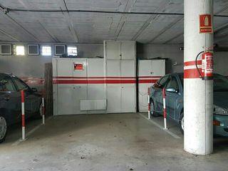 Garaje en barriada del carmen