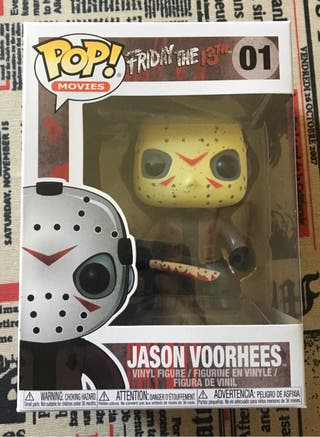 Funko Pop! Jason Voorhees