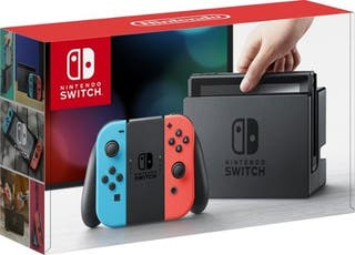 NINTENDO SWITCH SIN ABRIR