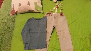 pantalón de Zara boy. talla 2.3 AÑOS