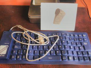 teclado ordenador Flexible