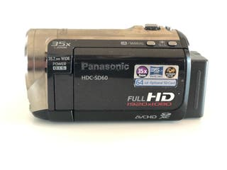 Videocámara digital Panasonic FullHD