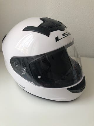 Casco integral moto LS2