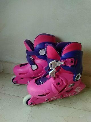 patines línea talla 30-32