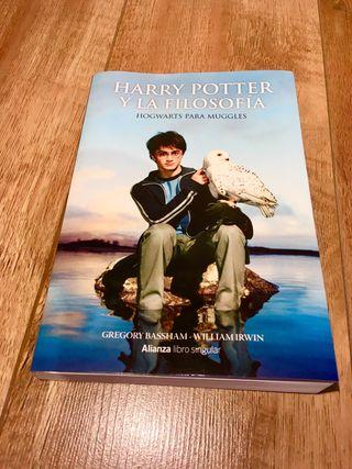 Harry Potter y la filosofía nuevo