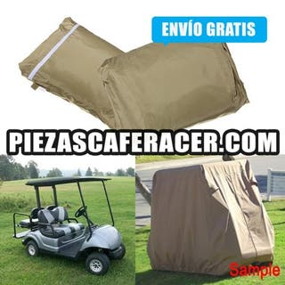 Funda moto UV Para Coche de Golf / Buggy / Caddy U