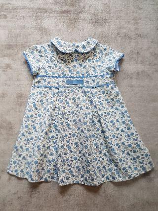 T-4 años - Vestido niña Pixka