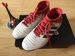 Botas fútbol Adidas predator n 36