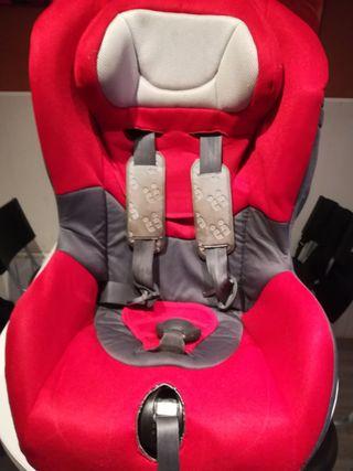 silla bebé isofix