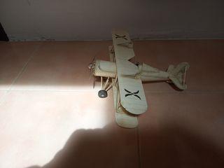 avionetas decoración
