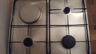 Cocina+horno Teka