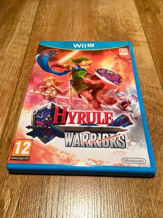 Zelda Hyrule Warriors Nintendo wii u