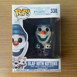 Olaf With Kittens Funko POP!