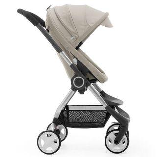 Carro bebé stokke