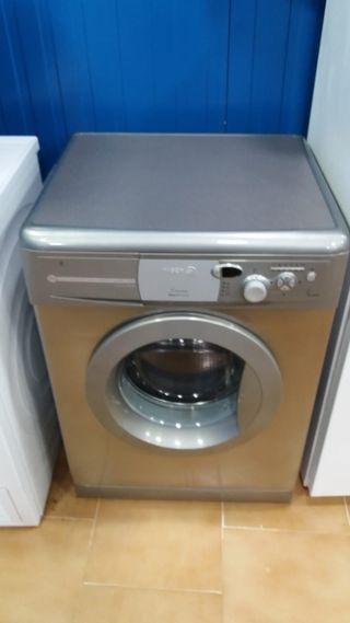 lavadora fagor inox 6 kg 1100 rpm A+A