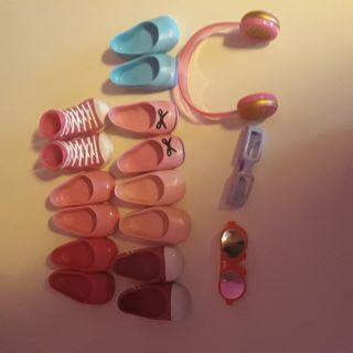 Lote zapatos nancy