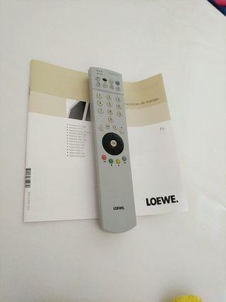 mando televisión Loewe control 150 TC