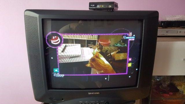 vendo la tele samsung y TDT