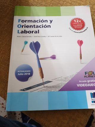 Formación y Orientacion Laboral.