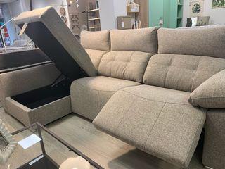 Sofá chaiselongue relax 290cm