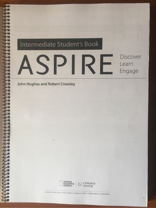 Libro Student's Book Aspire