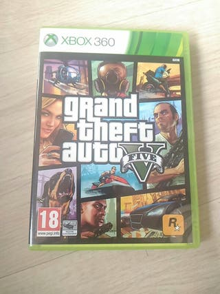 GTAV Xbox360