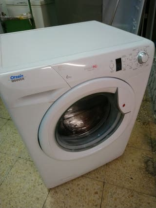 lavadora de 6 kilos 1200mpr