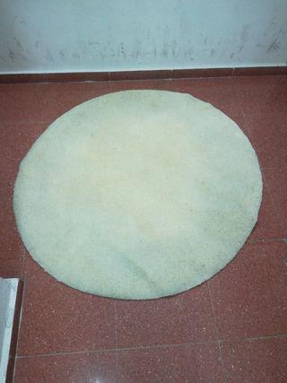 Alfombra circular