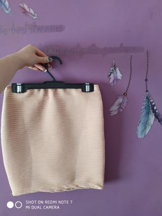 falda Bershka totalmente nueva