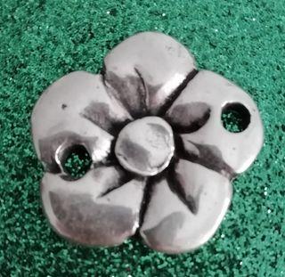 Flor doble taladro