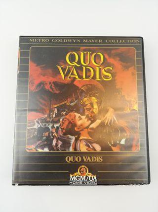 QUO VADIS VHS EDICION ESPECIAL