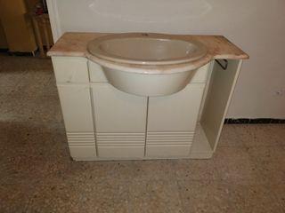 Mueble de Lavabo se incluye el lavabo