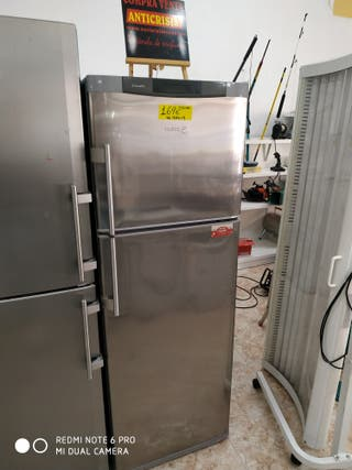 frigorífico fagor 175x60 inox