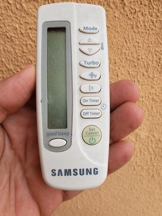 Mando a distancia Aire Acondicionado Samsung