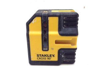Nivel laser stanley cross 90