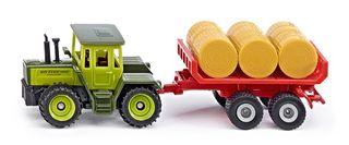 Siku - Modelo Tractor y remolque (1670) 1:87