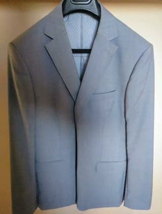 Americana gris talla 56 Zara