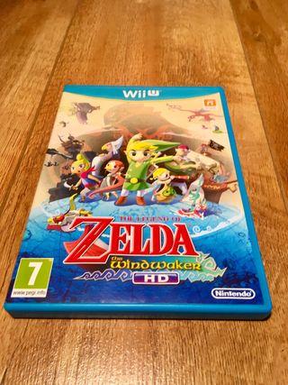 Zelda Windwaker HD nintendo wii u