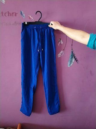 pantalón azul totalmente nuevo
