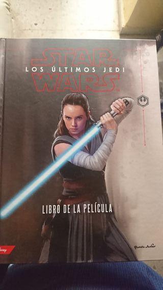 Star Wars los últimos jedis libro