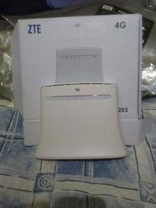 router ZTE mf283