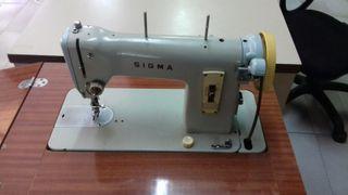 Maquina de Coser Sigma completa
