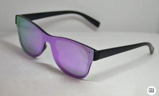 NUEVAS! Gafas de sol sin marco efecto espejo.