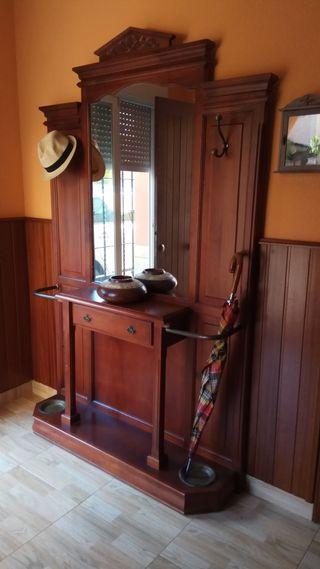 Entradita mueble recibidor