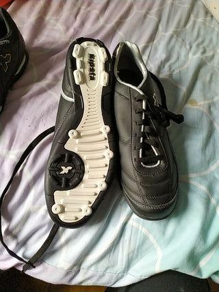 zapatillas futbol kipsta
