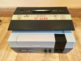 Nintendo Nes Atari clonica