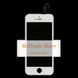 Pant. Tactil + LCD iPhone SE Blanca