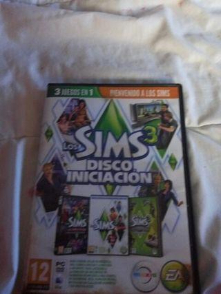 Sims 3 con dos expansiones
