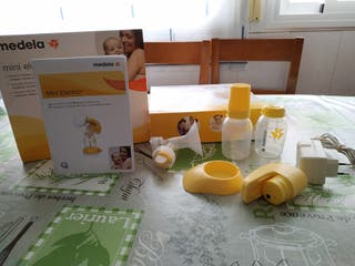 Sacaleches medela electric
